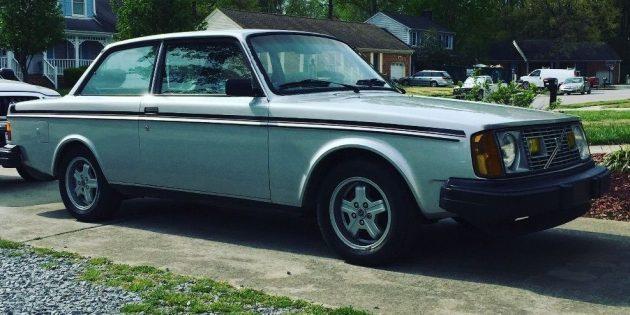 Cousin's Folly: 1980 Volvo 242 GT