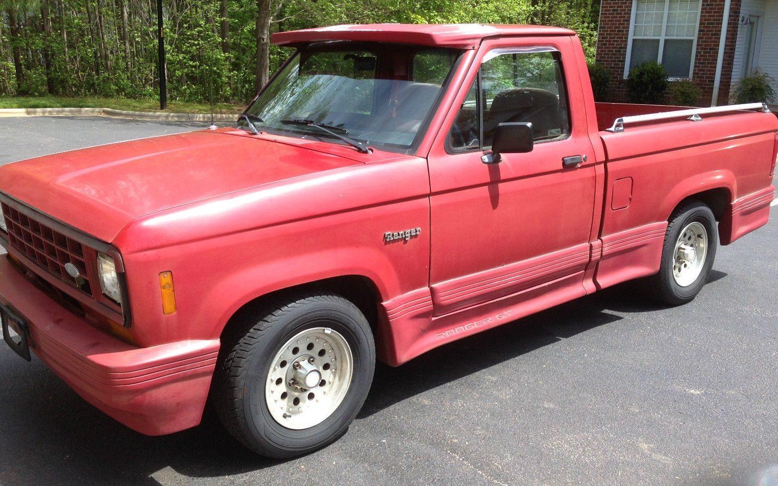 Danger Ranger 1988 Ford Ranger Gt