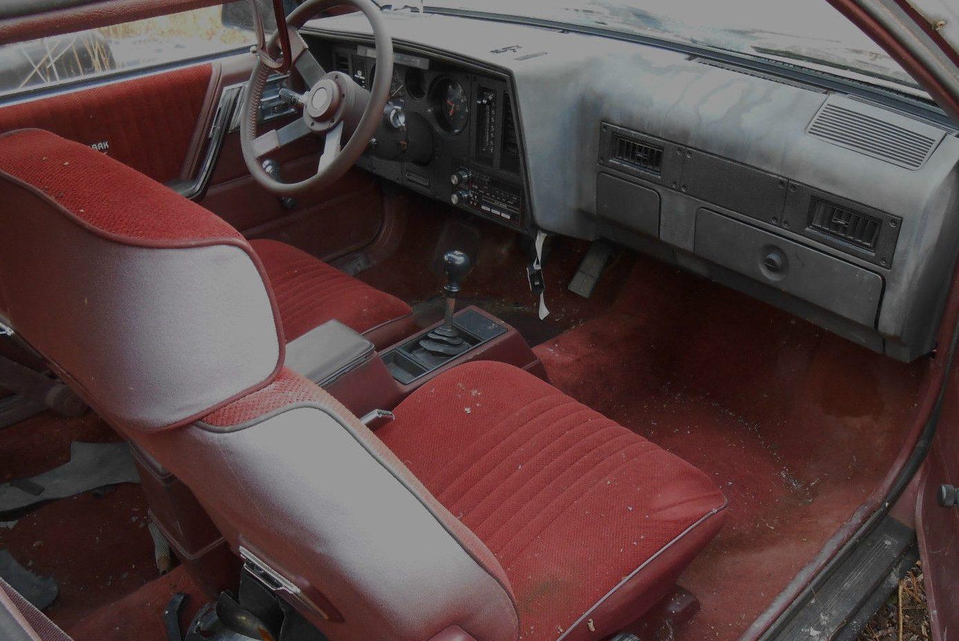 Buick T Type >> Hard Hit: 1984 Buick Skylark T-Type