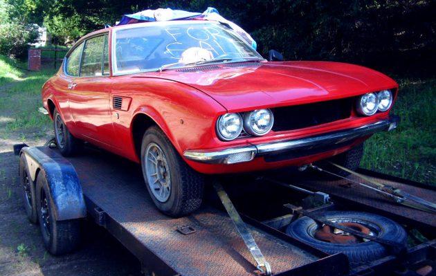1/2 Restored: 1967 Fiat Dino