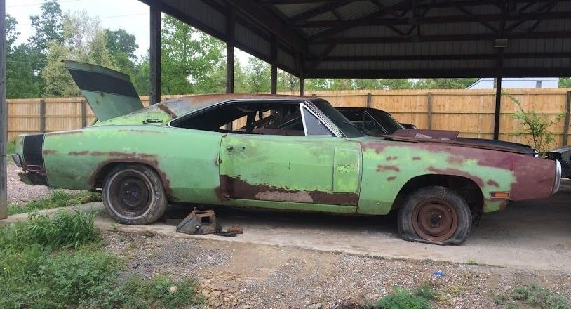 No Reserve: 1970 Dodge Charger R/T