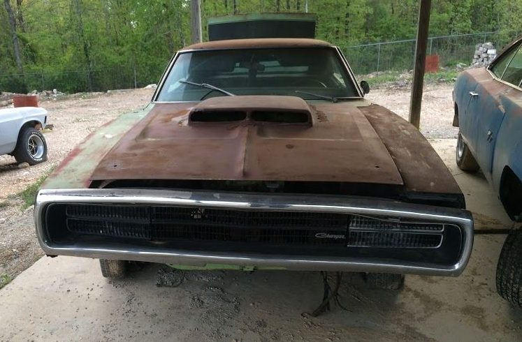 No Reserve 1970 Dodge Charger R T