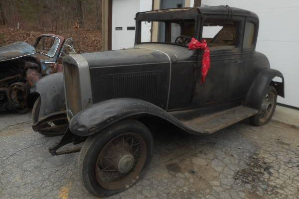 Rod Or Restore? 1931 Chevy Coupe