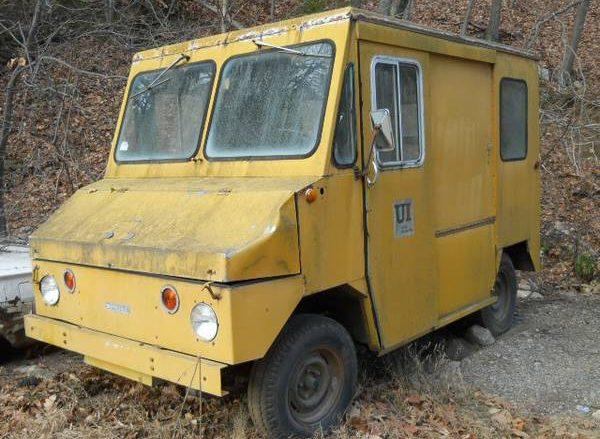 Where's Robin: 1974 Battronic Van