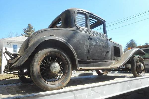 Old Chevy Cars >> Rod Or Restore? 1931 Chevy Coupe