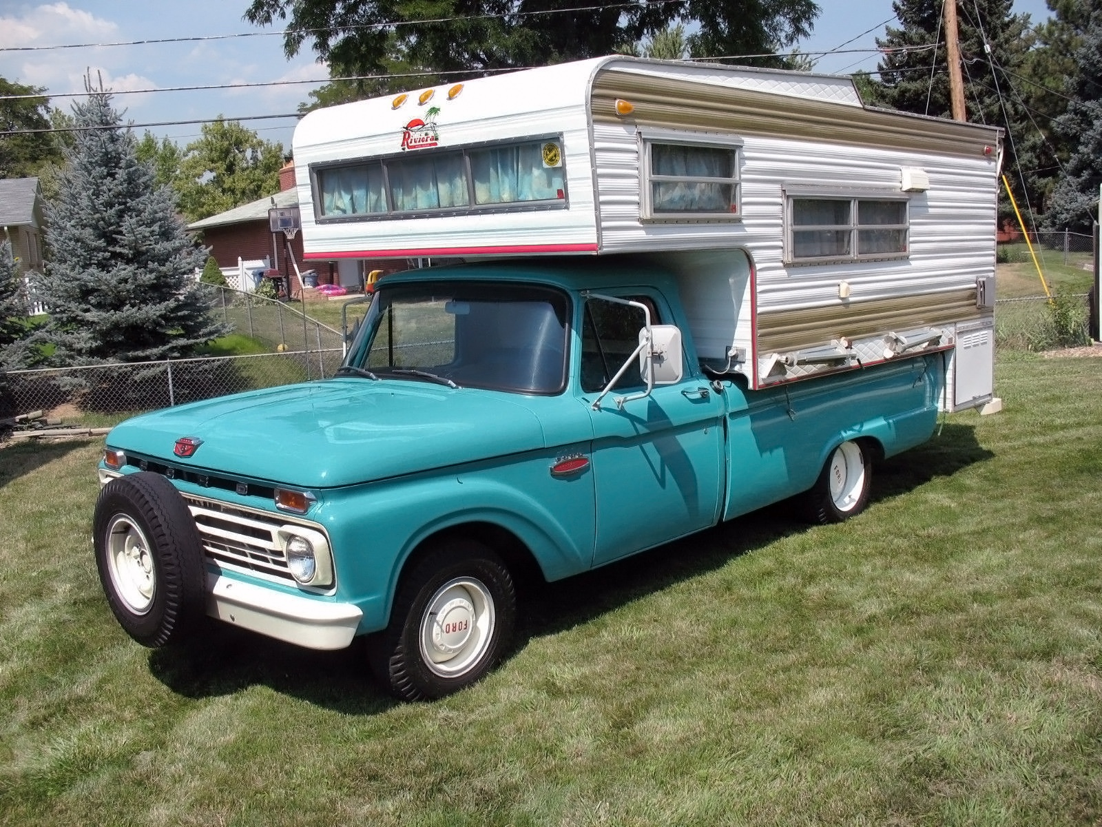 20 370 miles   1966 ford f