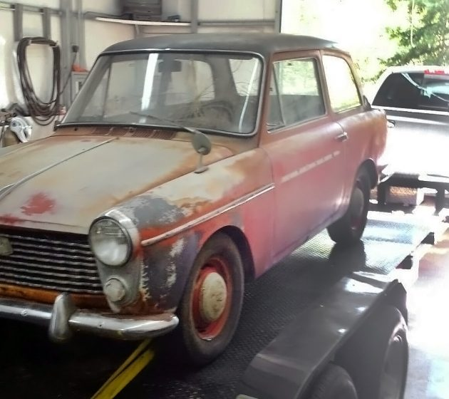 050216 Barn Finds - 1958 Austin A40 - 3