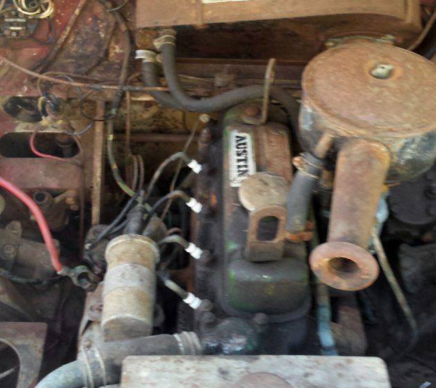 050216 Barn Finds - 1958 Austin A40 - 4