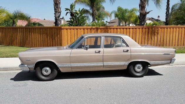 050216 Barn Finds - 1967 Ford Fairlane 500 - 1