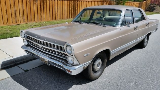 Just the Facts, Ma'am: 1967 Ford Fairlane 500
