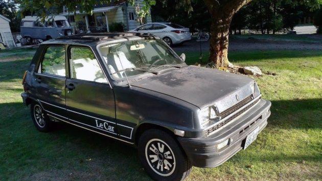 050216 Barn Finds - 1982 Renault LeCar - 1