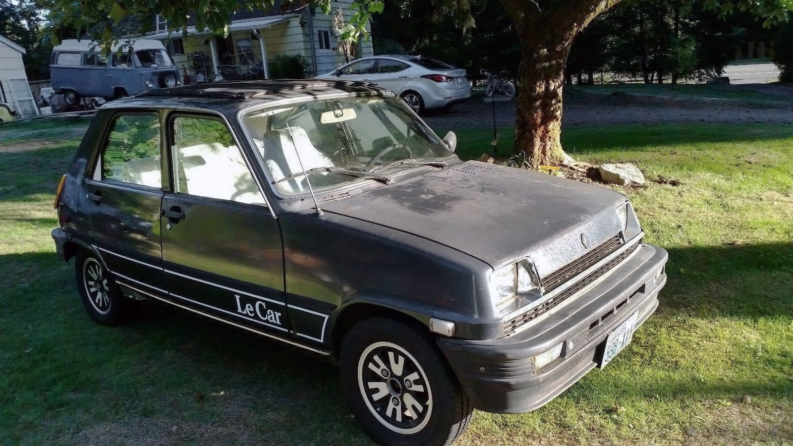 Renault lecar for sale