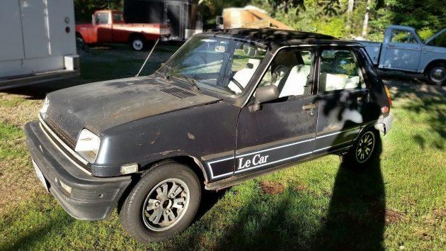 050216 Barn Finds - 1982 Renault LeCar - 2