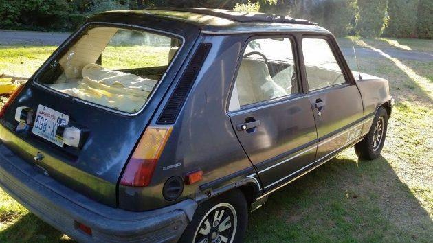 050216 Barn Finds - 1982 Renault LeCar - 3