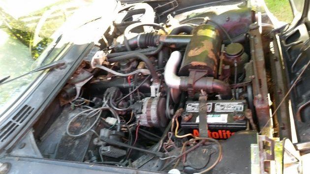 050216 Barn Finds - 1982 Renault LeCar - 5