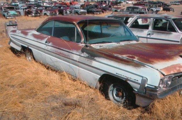 050316 Barn Finds - 1961 Oldsmobile Dynamic 88 - 1