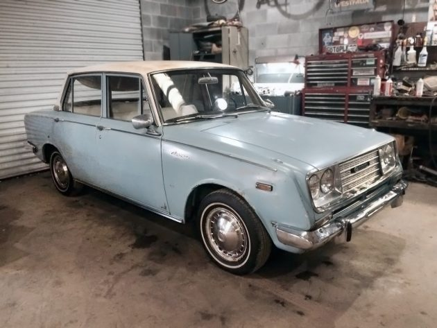 Pet Project: 1967 Toyota Corona Deluxe Sedan