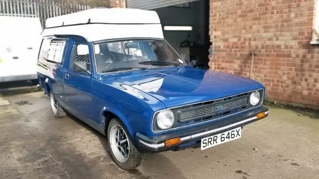 Free Room and Board: 1982 Morris Marina SunTor
