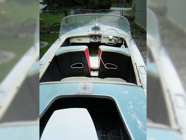 050416 Barn Finds - 1957 Cadillac Boat - 6