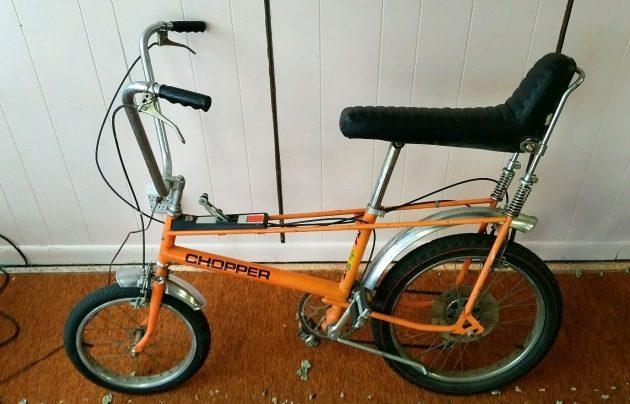 050416 Barn Finds - 1971 Raleigh Chopper - 2