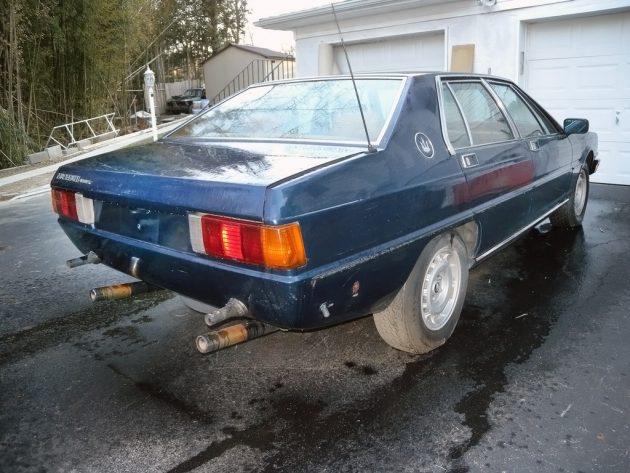 050416 Barn Finds - 1980 Maserati Quattroporte - 2