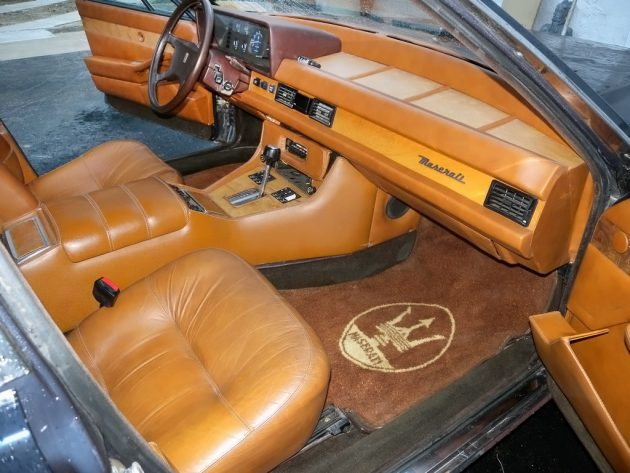 050416 Barn Finds - 1980 Maserati Quattroporte - 3