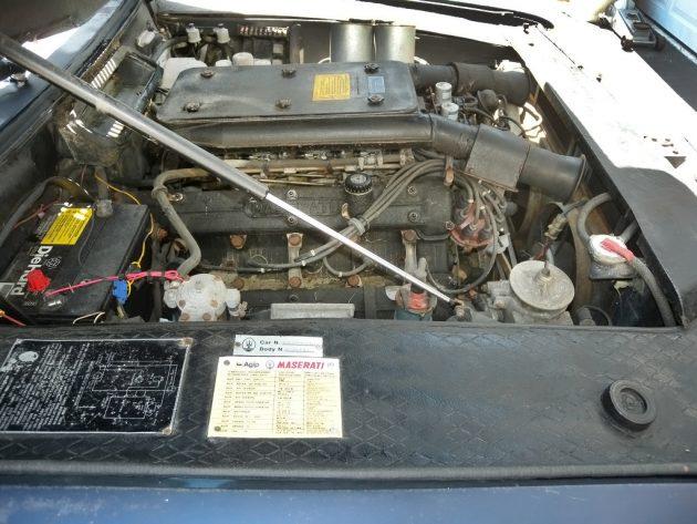050416 Barn Finds - 1980 Maserati Quattroporte - 4