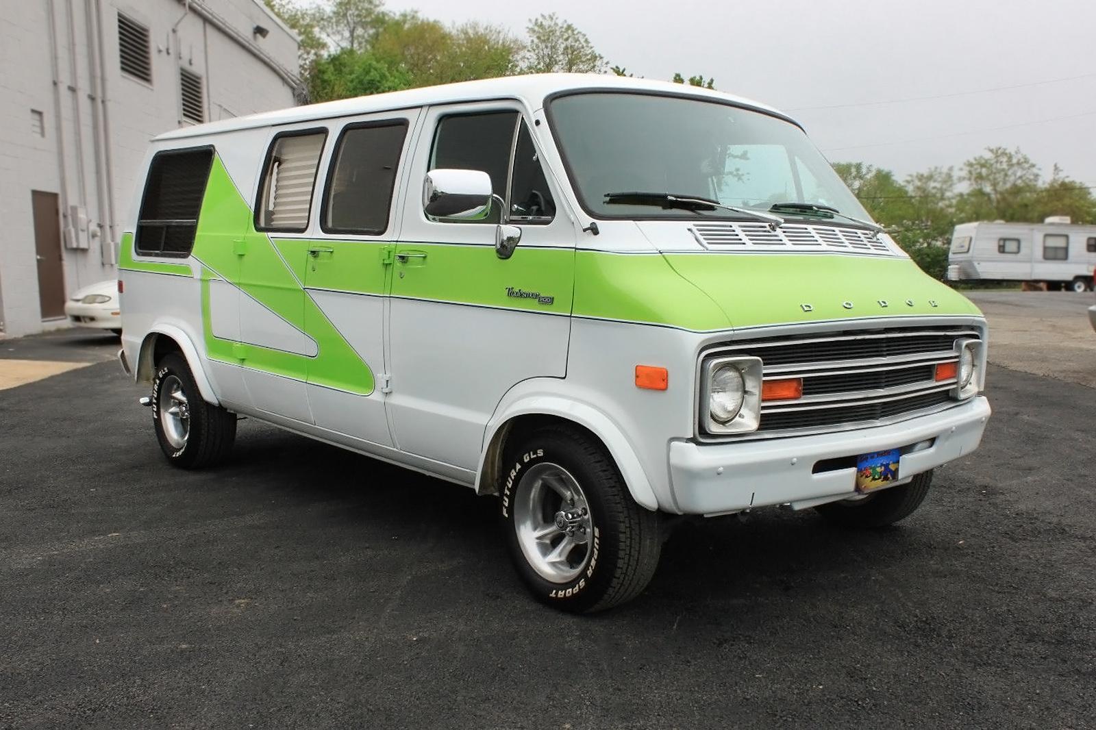 early dodge vans for trucks only. Black Bedroom Furniture Sets. Home Design Ideas