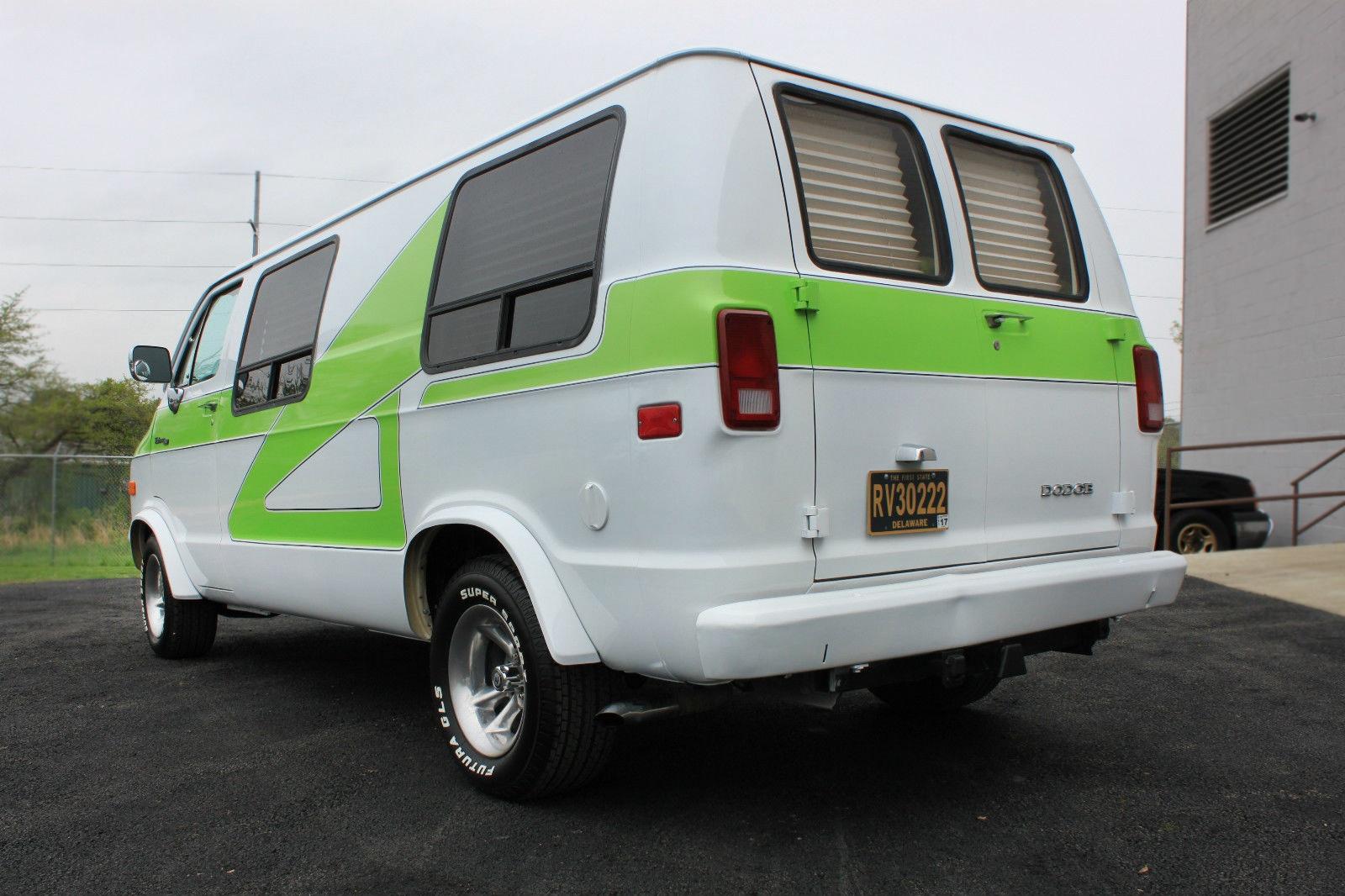 78 dodge van