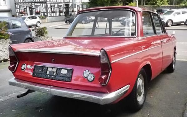 050616 Barn Finds - 1964 BMW 700 - 3