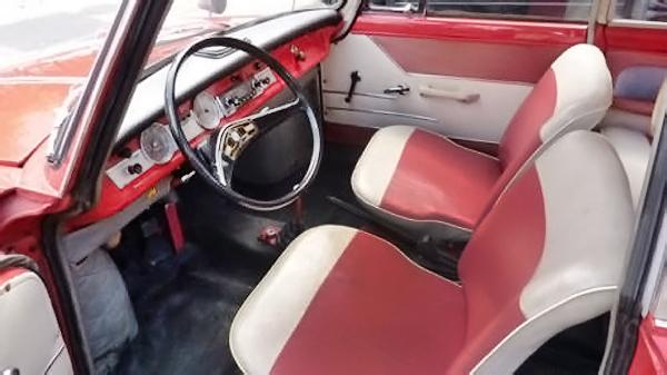 050616 Barn Finds - 1964 BMW 700 - 4
