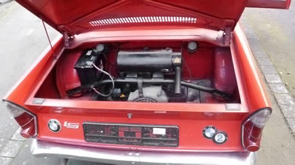 050616 Barn Finds - 1964 BMW 700 - 5