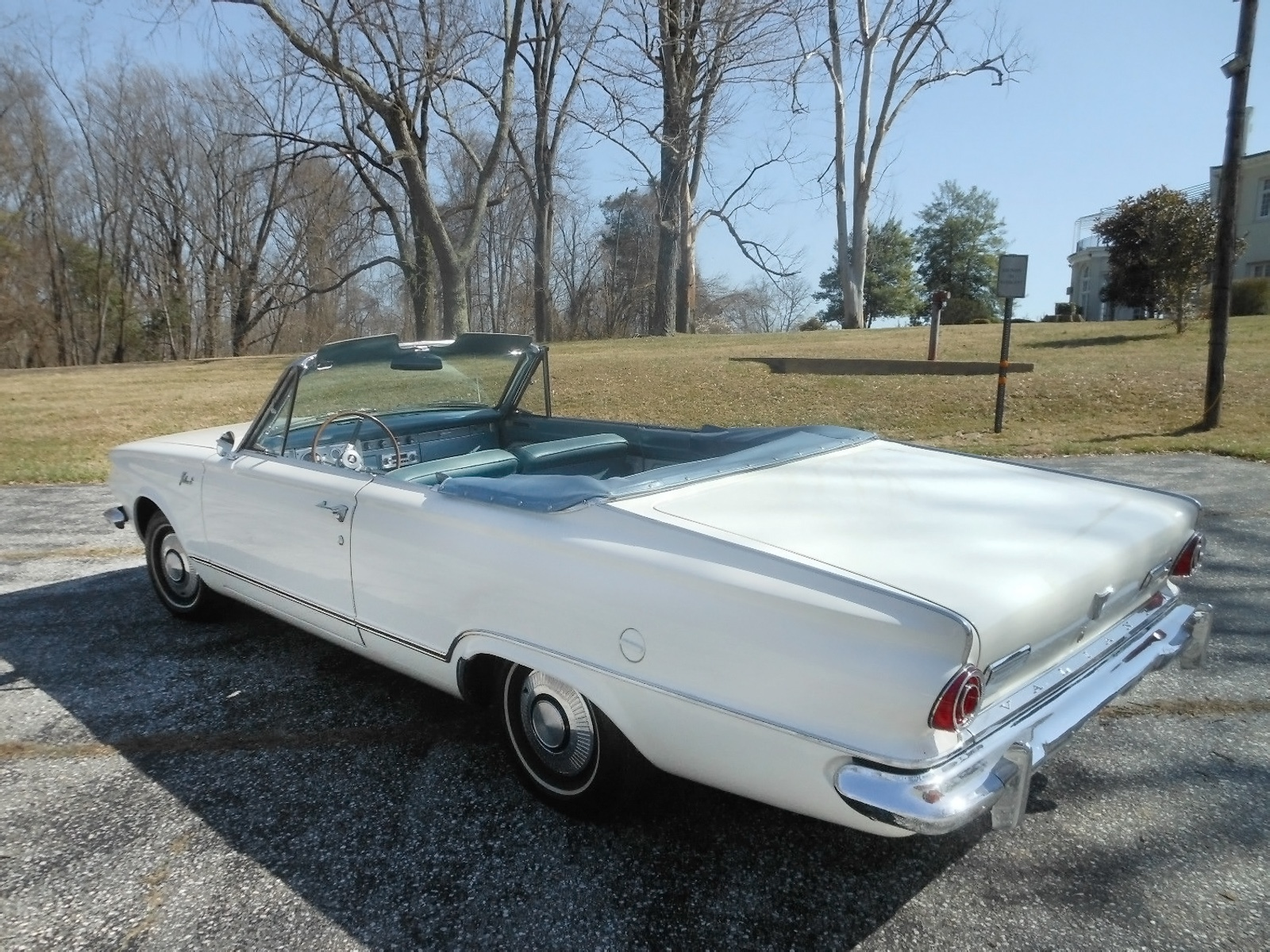 1 Of 1: 1964 Plymouth Valiant Convertible