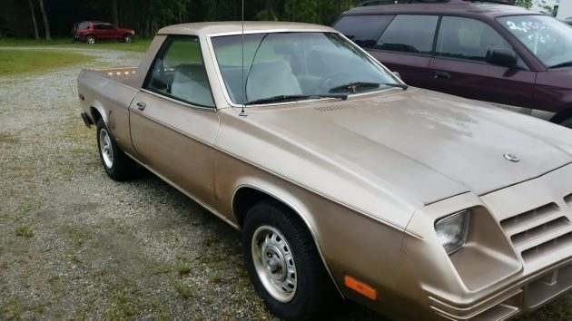 051016 Barn Finds - 1983 Dodge Rampage - 2