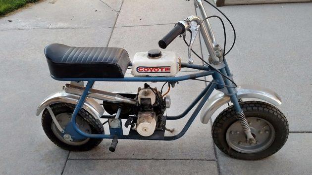 051116 Barn Finds - 1969 Kawasaki Coyote - 1
