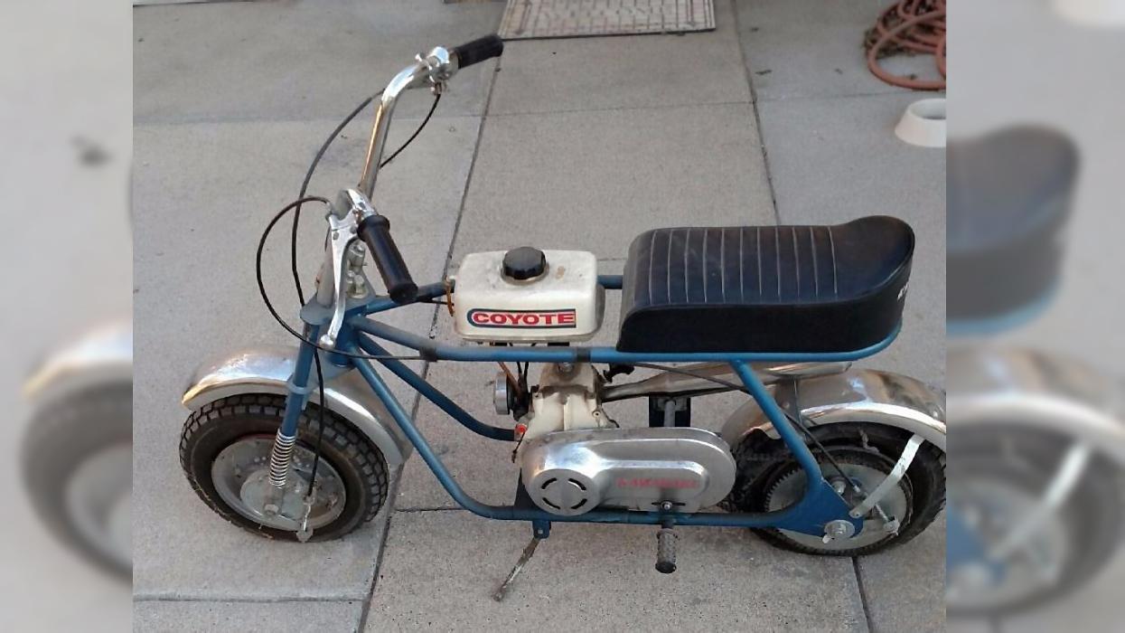Kawasaki Coyote Mini Bike Value