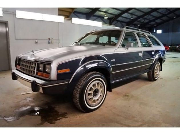 051116 Barn Finds - 1982 Eagle Wagon - 2
