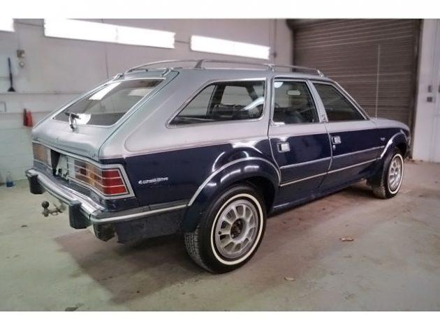 051116 Barn Finds - 1982 Eagle Wagon - 3