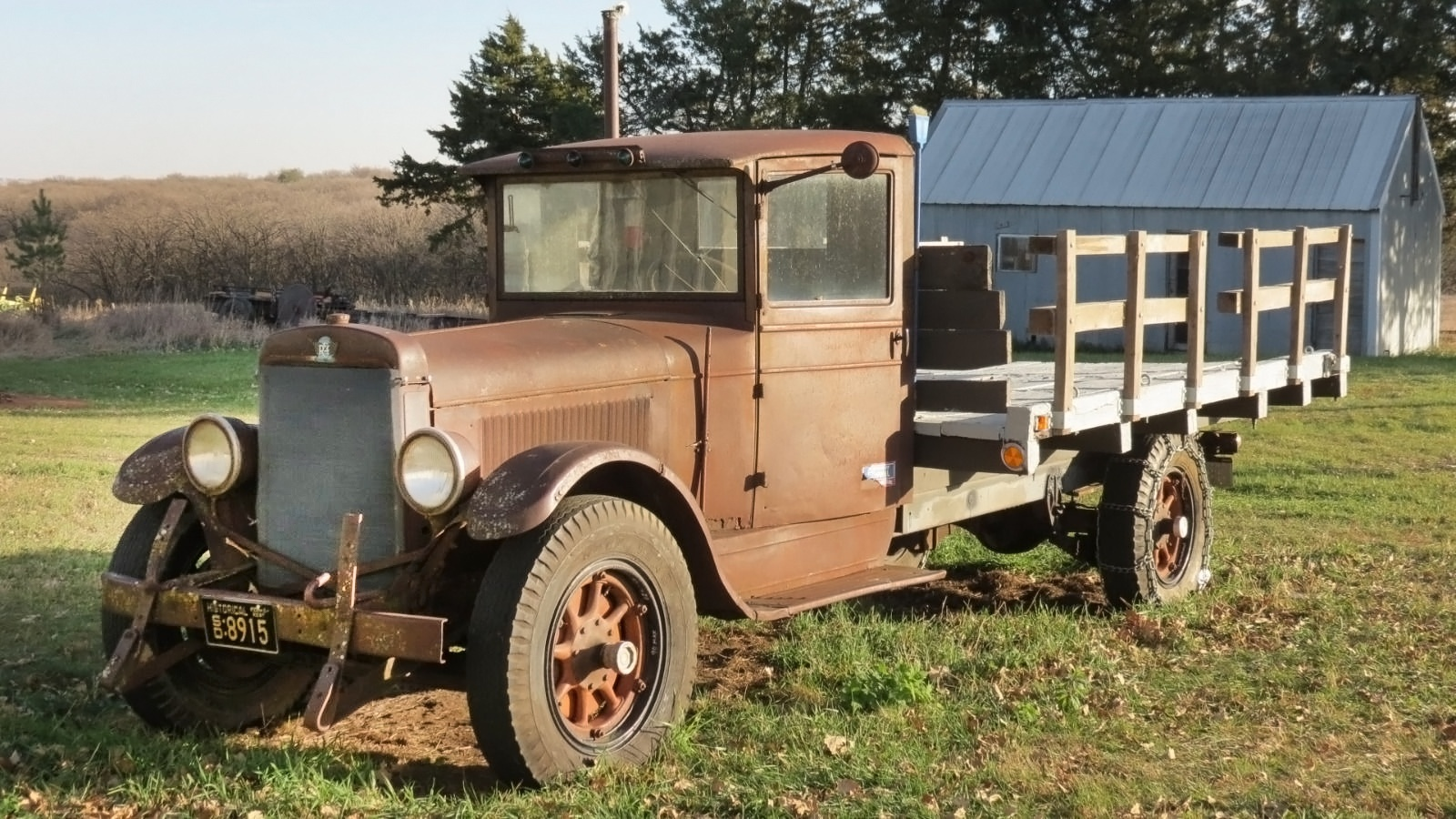 Find Used 1951 M37 Dodge Power Wagon Truck In Brownsdale Minnesota