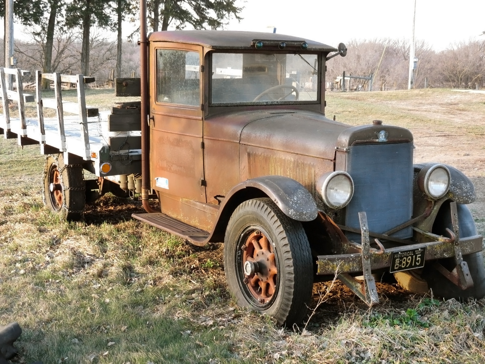 Speedy Delivery 1929 Reo Fd Master Speed Wagon