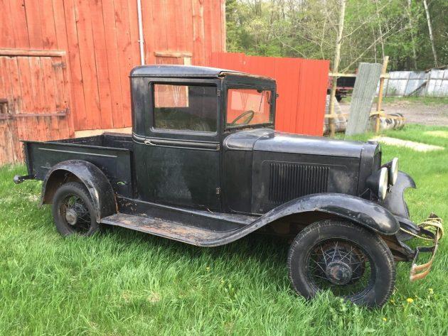 051216 Barn Finds - 1932 Chevrolet Pickup - 1