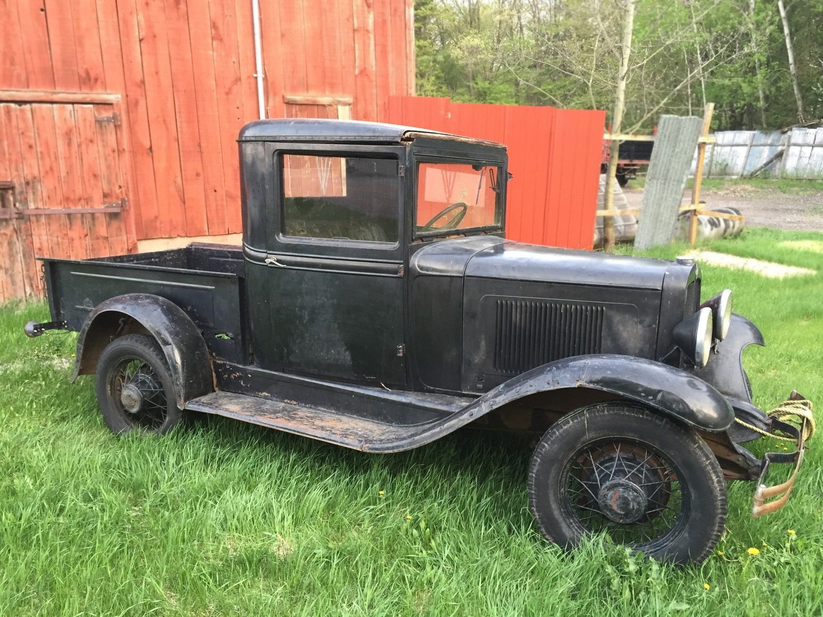 Perfect Pickup Project: 1932 Chevrolet Pickup