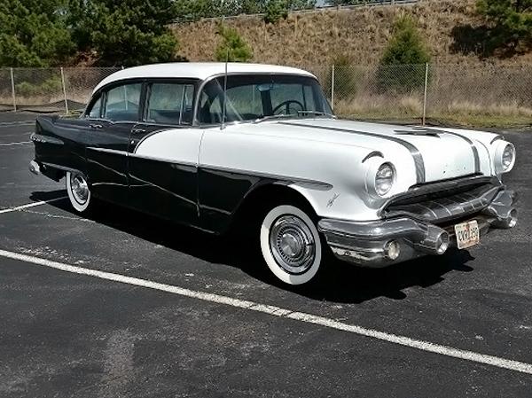 051216 Barn Finds - 1956 Pontiac - 1