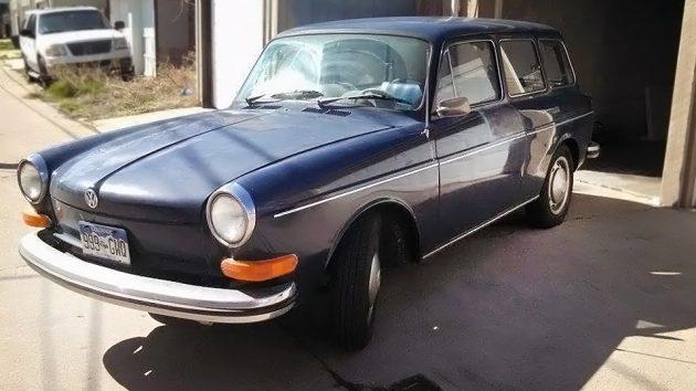051316 Barn Finds - 1970 Volkswagen Squareback - 1