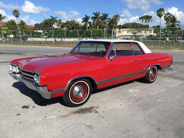051616 Barn Finds - 1965 Oldsmobile 442 - 1