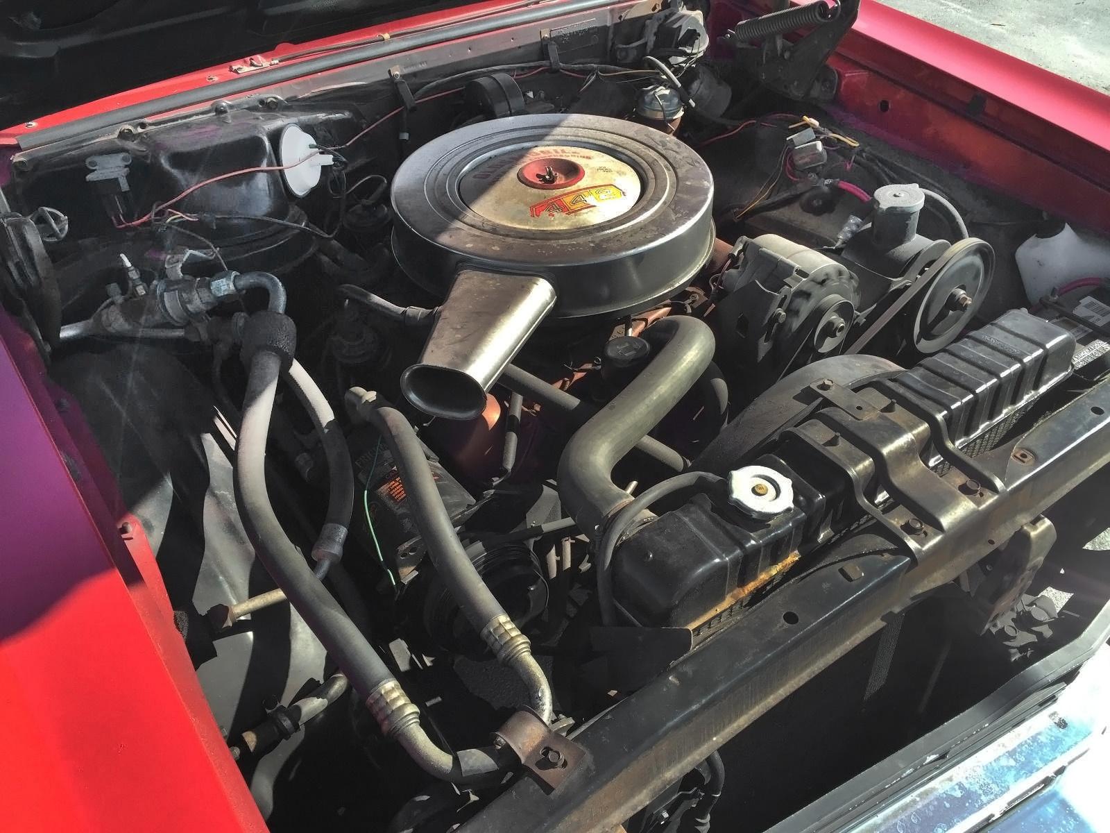 Riginal Red Rocket: 1965 Oldsmobile 4-4-2