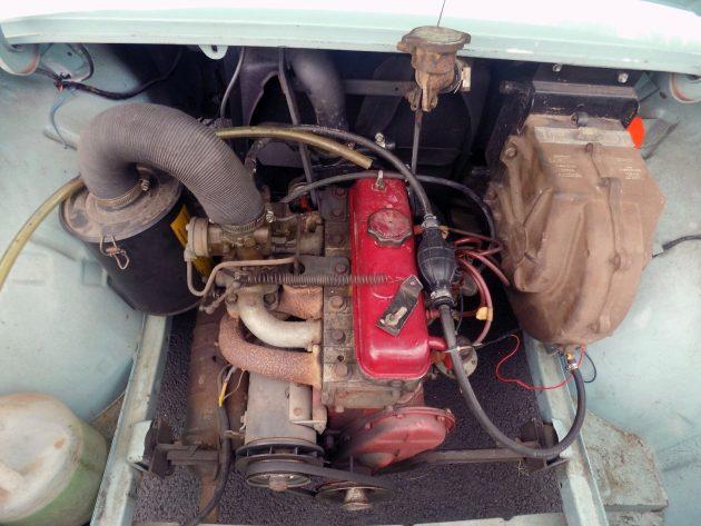 051716 Barn Finds - 1961 Renault Caravelle - 5