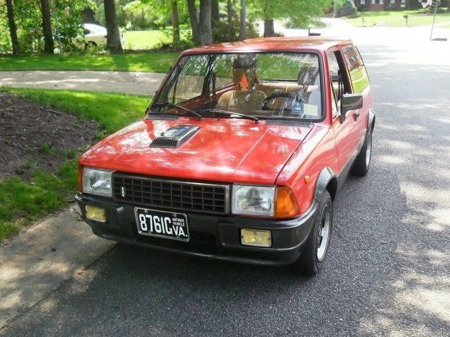 051816 Barn Finds - 1989 Innocenti De Tomaso Turbo - 1
