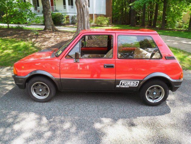 051816 Barn Finds - 1989 Innocenti De Tomaso Turbo - 2
