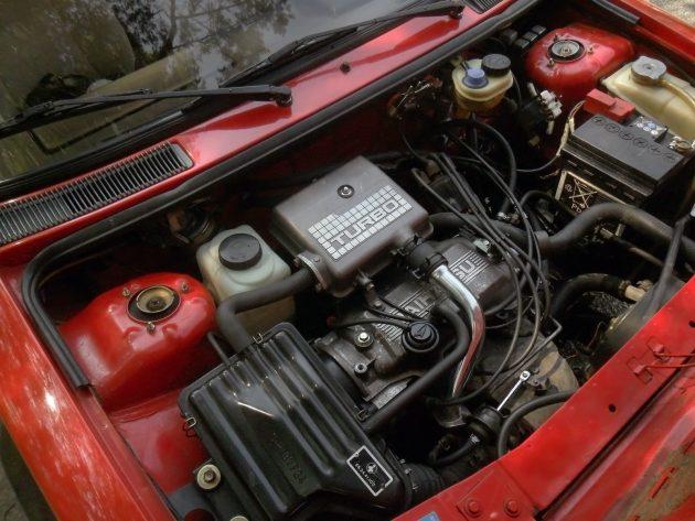 051816 Barn Finds - 1989 Innocenti De Tomaso Turbo - 5